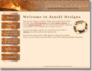 Portfolio Website: JanskiDesigns.com